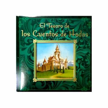 Libro El tesoro de los cuentos de hadas