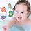 Thumbnail: Stickers de bañera:  Dinosaurios