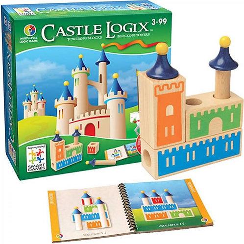 Juego de retos Castillos lógicos