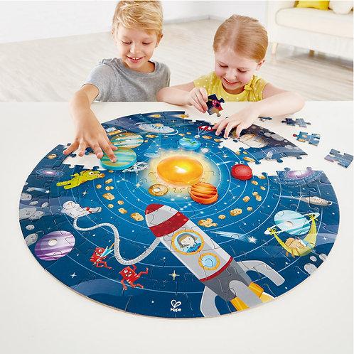 Rompecabezas Sistema Solar