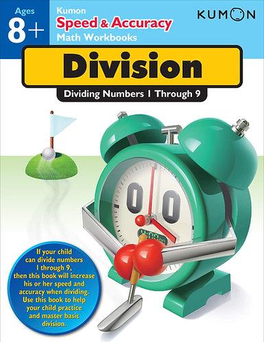 Libro kumon: Division