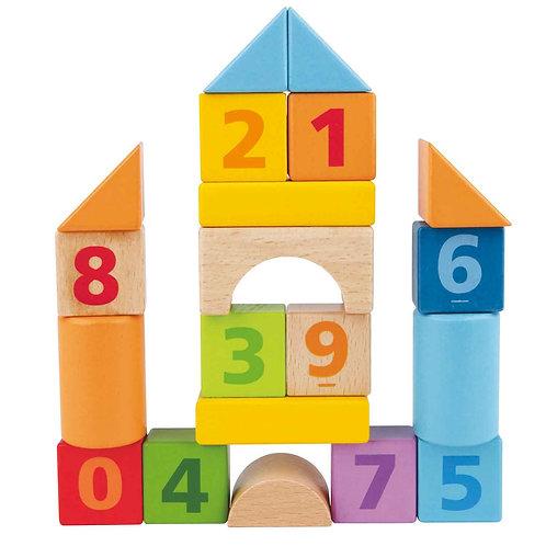 Apilables Con Números