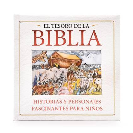 Libro Infantil El Tesoro De La Biblia