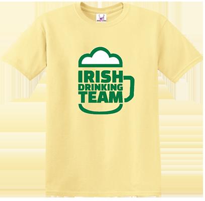 Irish Drinking Team (a) Tee