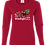 Thumbnail: Most Wonderful Time Of The Year Red Truck Longsleeve Tee