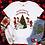 Thumbnail: Santa's Ho Ho Ho's Tee