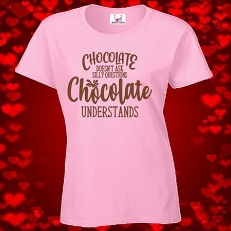 Chocolate Understands Tee