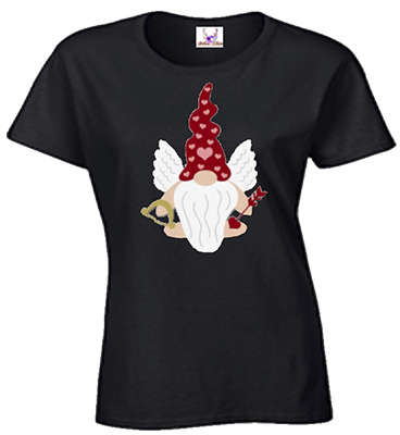 MCV026 Gnome Cupid black
