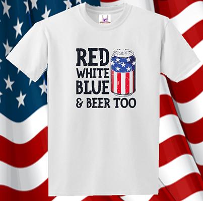 Beer Too Tee