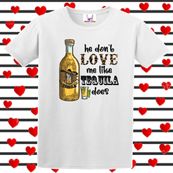 MCV029 Love me like Tequila does wht