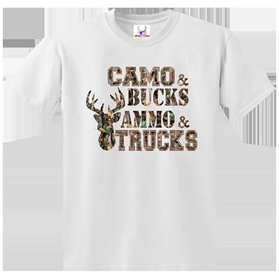 Camo & Bucks Ammo & Trucks