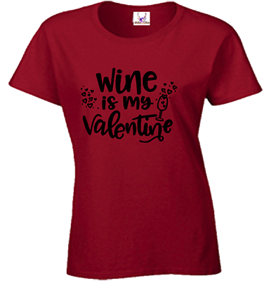 Wine is My Valentine II