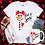Thumbnail: Let It Snow Snowgirl Tee