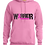Thumbnail: Ladies Cancer Awareness Hoodie