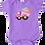 Thumbnail: Jelly Bean Dump Truck Infant Onesie