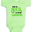 Thumbnail: So Irish I Poop Shamrocks Infant Onesie