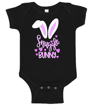 Snuggle Bunny Infant Onesie