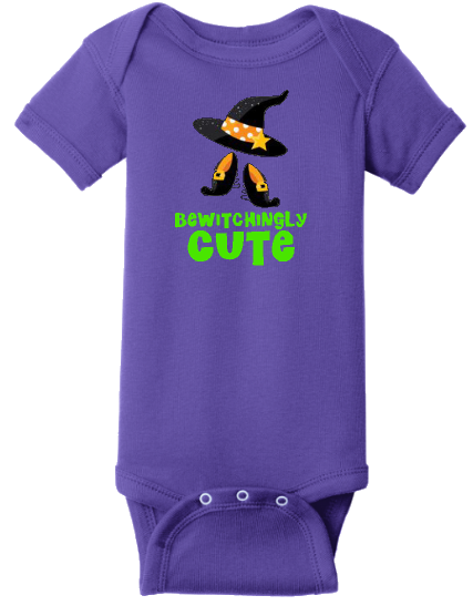 Bewitchingly Cute Onesie