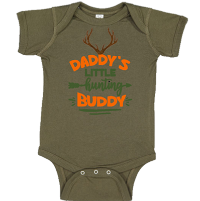 Daddys Little Hunting Buddy