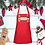 "Thumbnail: Holiday Baking Crew 24"" 3 Pocket Apron"