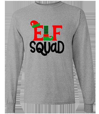 Elf Squad Mens Tee