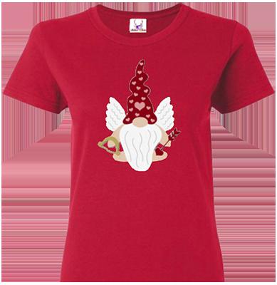 Gnome Cupid Tee