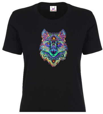 MCW001 Wolf blk