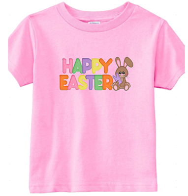 Happy Easter Infant/Toddler Tee