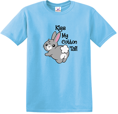 Kiss My Cottontail Tee