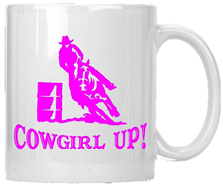 Cowgirl Up Mug