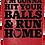 Thumbnail: I'm Gonna Hit Your Balls Custom Tumbler