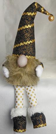 Sprinkles McGlitter Christmas Sitting Gnome