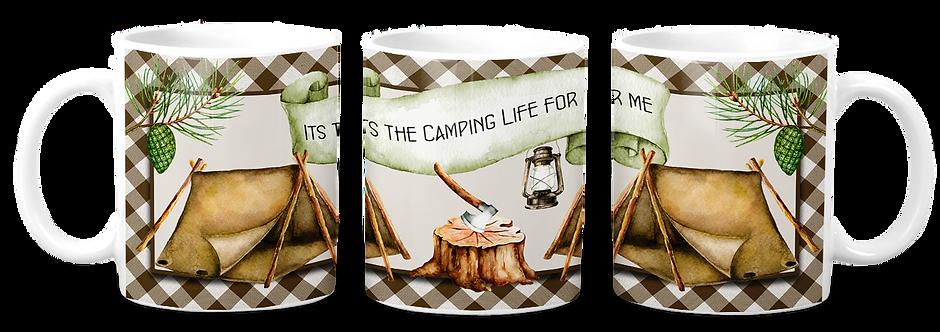 Camping Life Coffee Mug
