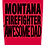 Thumbnail: State Firefighter 20 oz Custom Tumbler