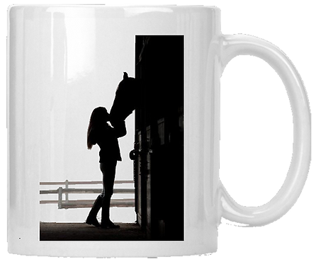 Just A Girl & Her Horse Mug