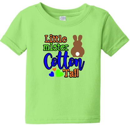 Little Mister Cotton Tail Infant/Toddler Tee