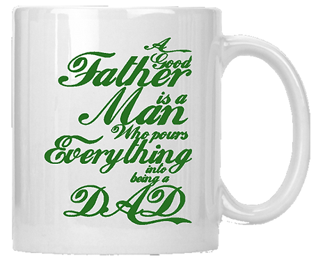 A Good Father Coffee Mug
