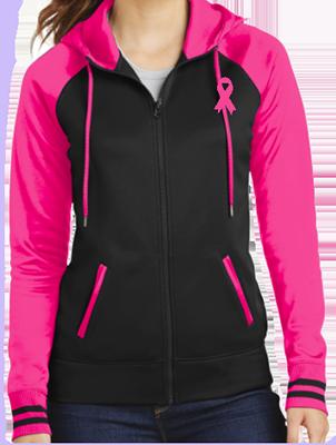 Tackle Breast Cancer Jacket