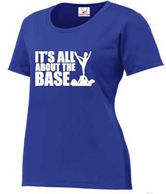 It's All About The Base Tee