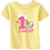 Thumbnail: Baby Girl 1st Easter Infant Tee