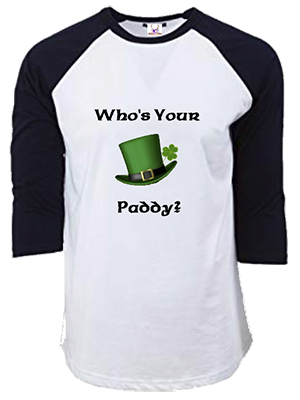 Who's Your Paddy Raglan