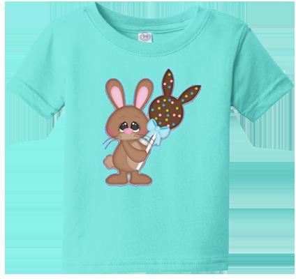 Bunny Sucker Infant/Toddler Tee