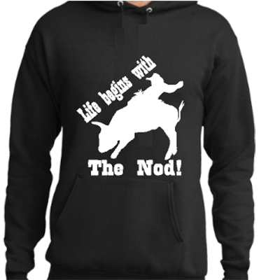 Life Begins With The Nod Hoodie