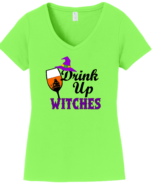 Drink Up Witches #7
