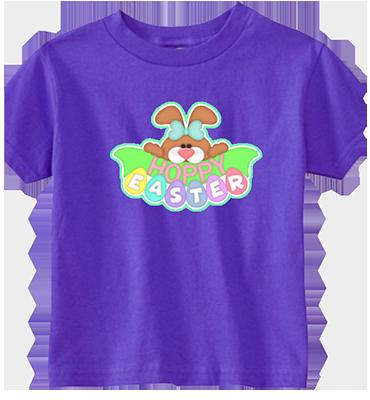 Hoppy Easter Infant/Toddler Tee