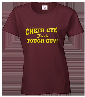 Cheer Eye Tee