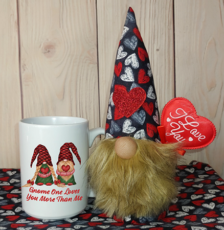 Gnome One Loves You More Gnome In A Mug