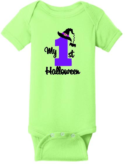 Babies 1st Halloween