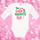 Thumbnail: To Cute For The Naughty List Longsleeve Onesie or Toddler Tee