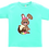 Thumbnail: Chocolate Egg Bunny Infant/Toddler Girl Tee